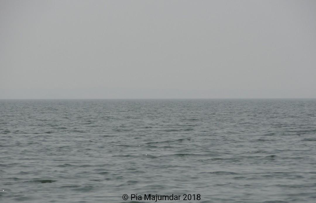 Digha beach- West Bengal, India.